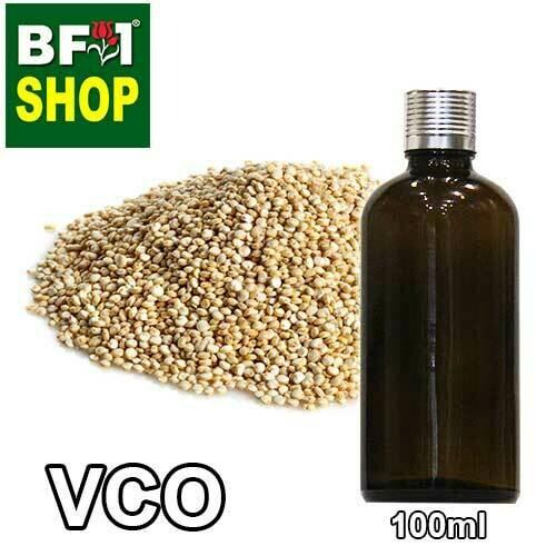 VCO - Quinoa Virgin Carrier Oil - 100ml