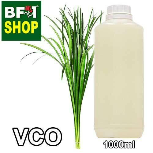 VCO - Green Grass Virgin Carrier Oil - 1000ml