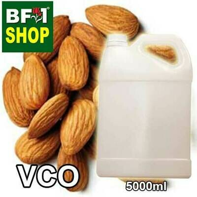 VCO - Almond Sweet Virgin Carrier Oil - 5000ml