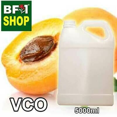 VCO - Apricot Kernel Virgin Carrier Oil - 5000ml