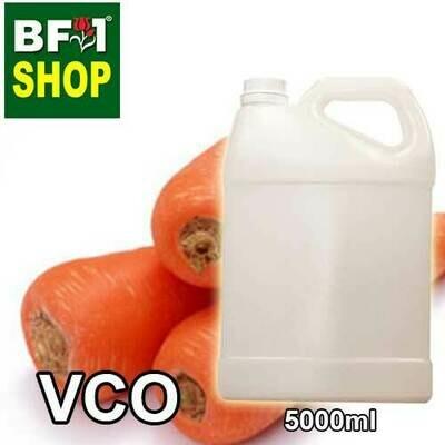 VCO - Carrot Virgin Carrier Oil - 5000ml