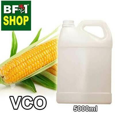 VCO - Corn Virgin Carrier Oil - 5000ml