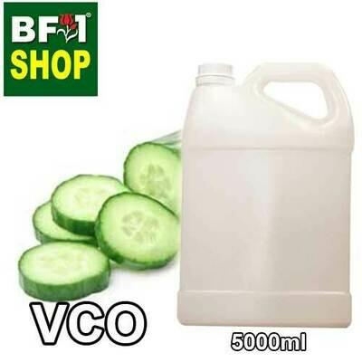 VCO - Cucumber Virgin Carrier Oil - 5000ml