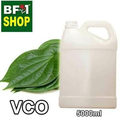 VCO - Daun Sirih ( Kaduk ) Virgin Carrier Oil - 5000ml