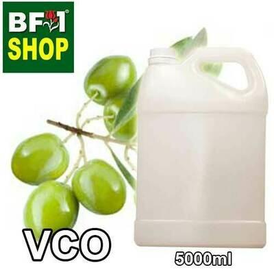 VCO - Olive Green Virgin Carrier Oil - 5000ml