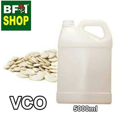 VCO - Pumpkin Seed Virgin Carrier Oil - 5000ml
