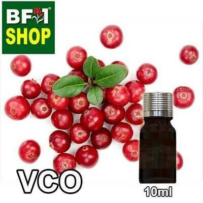 VCO - Cranberries Virgin Carrier Oil - 10ml