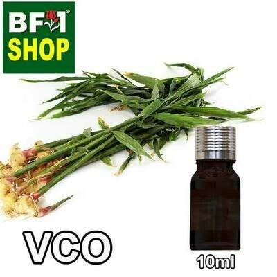 VCO - Ginger Leaf Virgin Carrier Oil - 10ml