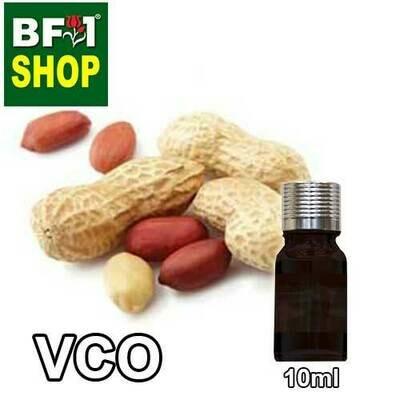 VCO - Peanut Virgin Carrier Oil - 10ml