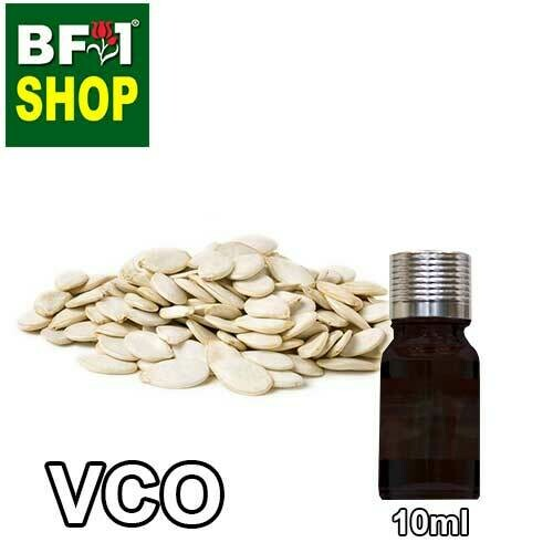 VCO - Pumpkin Seed Virgin Carrier Oil - 10ml