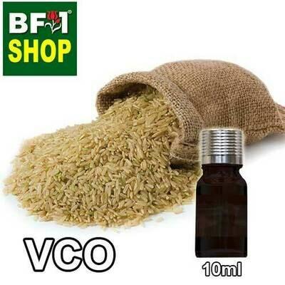 VCO - Rice Bran Virgin Carrier Oil - 10ml
