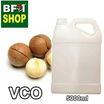 VCO - Macadamia Virgin Carrier Oil - 5000ml