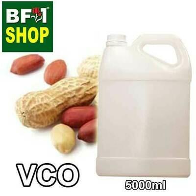 VCO - Peanut Virgin Carrier Oil - 5000ml