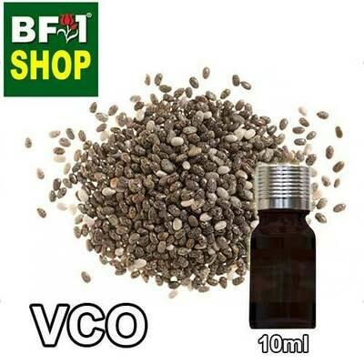 VCO - Chia Seed Virgin Carrier Oil - 10ml
