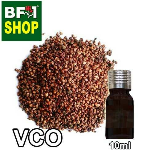 VCO - Grape Seed Virgin Carrier Oil - 10ml