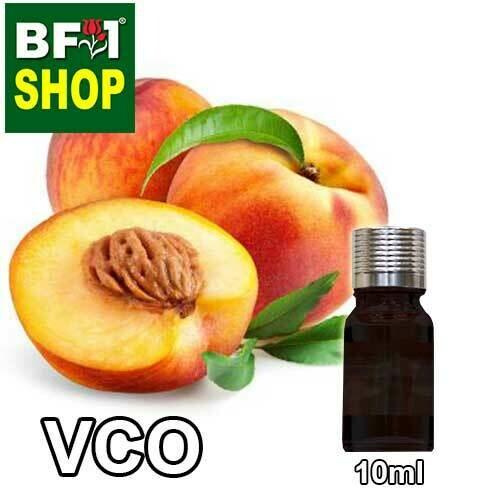 VCO - Peach Kernel Virgin Carrier Oil - 10ml