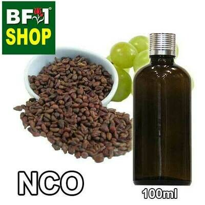 NCO - Grape Seed Natural Carrier Oil - 100ml