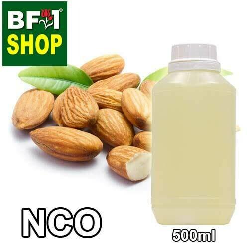NCO - Almond Natural Carrier Oil - 500ml