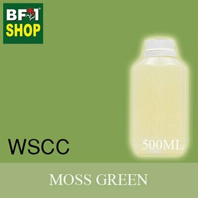 WSCC - Moss Green Color 500ml