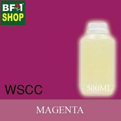 WSCC - Magenta Color 500ml