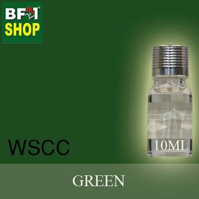WSCC - Green Color 10ml