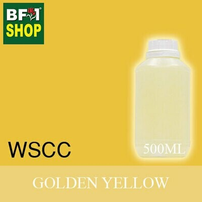 WSCC - Golden Yellow Color 500ml