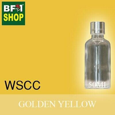 WSCC - Golden Yellow Color 50ml