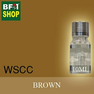 WSCC - Brown Color 10ml