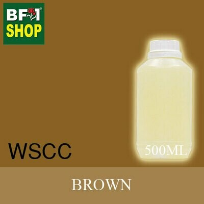 WSCC - Brown Color 500ml
