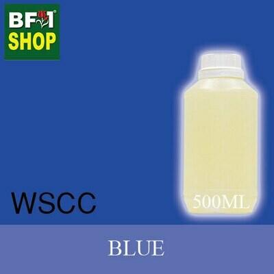 WSCC - Blue Color 500ml