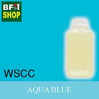 WSCC - Aqua Blue Color 500ml