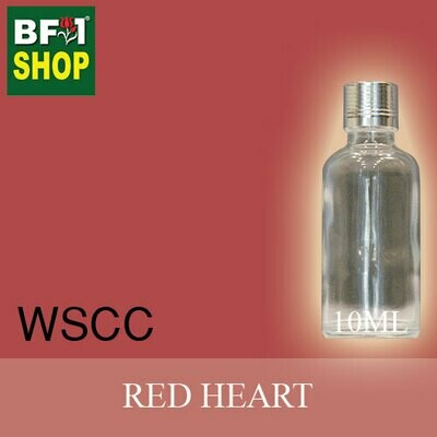 WSCC - Red Heart Color 10ml