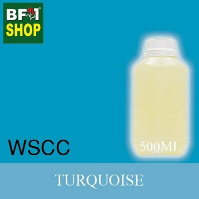 WSCC -Turquoise Color 500ml