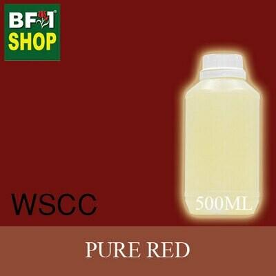 WSCC - Pure Red Color 500ml