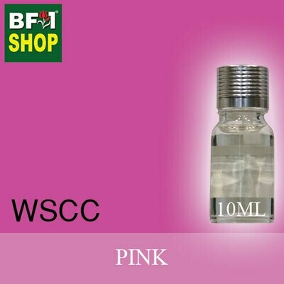 WSCC - Pink Color 10ml