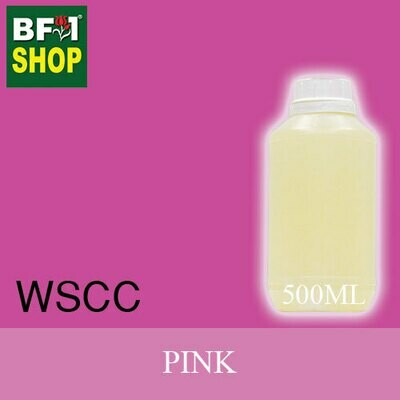 WSCC - Pink Color 500ml