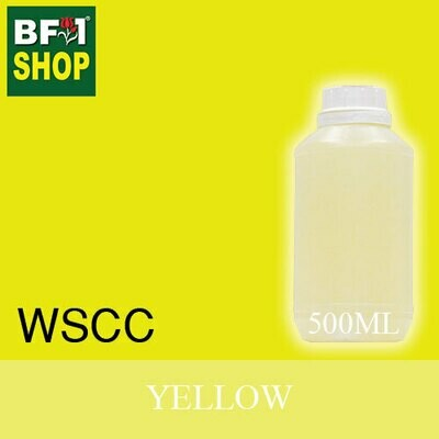WSCC - Yellow Color 500ml
