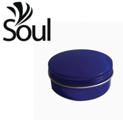 150g - Aluminuim Jar Blue with Strike Cap