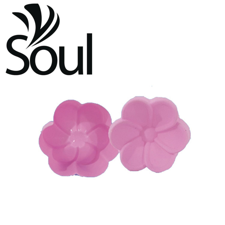 SM - 60g Soap Mould single flower