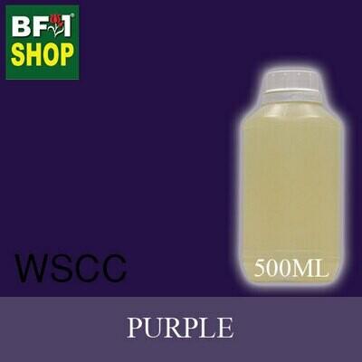 WSCC - Purple Color 500ml