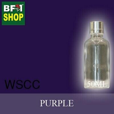 WSCC -Purple Color 50ml