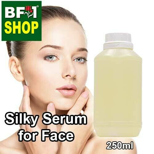 Silky Serum For Face Skin - Scentless - 250ml