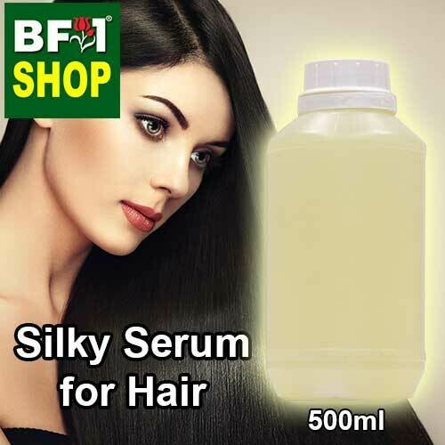 Silky Serum For Hair - Scentless -  500ml