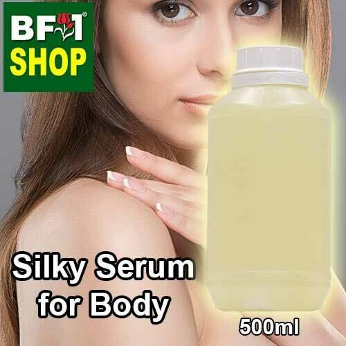 Silky Serum For Body - Scentless - 500ml