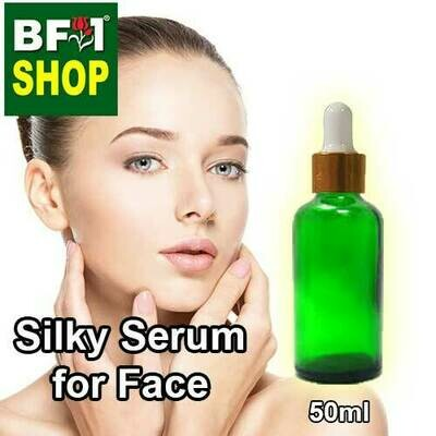 Silky Serum For Face Skin - Scentless - 50ml