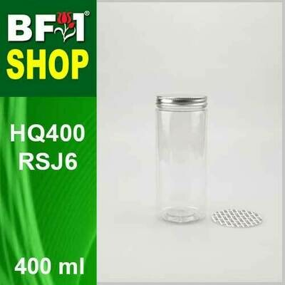 400ml - HQ400RSJ6 - 65MM Pet Jar with