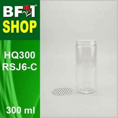 300ml - HQ300RSJ6-C - 65MM Pet Jar with