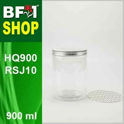 900ml - HQ900RSJ10 - 100MM Pet Jar with