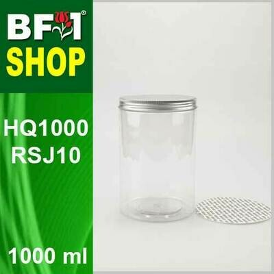1000ml - HQ1000RSJ10 - 100MM Pet Jar with