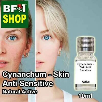 Active - Cynanchum - Skin Anti Sensitive Active - 10ml
